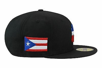 ... New Era New York Yankees Fitted Hat Cap Puerto Rico Rican PR Flag Day  Parade wbc b8bff3923328