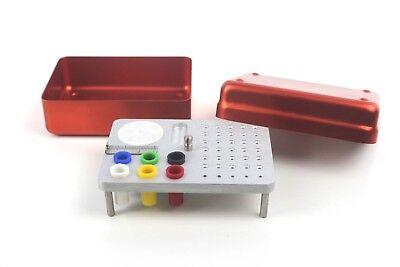 Endobox Steribox Endo Endodontie Wurzelkanalbehandlung Wurzelfüllung Petit Boîte 3