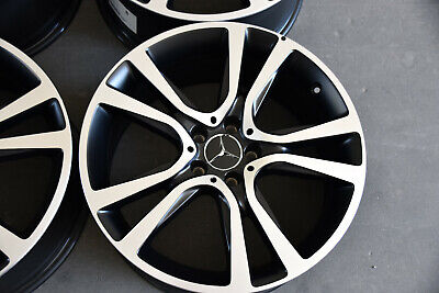 Mercedes-Benz Original Alufelge 10 rayons-Rad 8jx16 E Classe w212 s212 Gris
