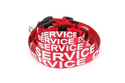 ALL ACCESS CANINE Service Dog - Emotional Support Animal Dog Collar and Tag XS L 3