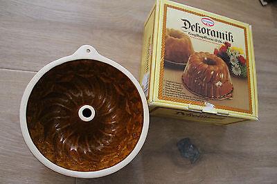 Dr. Oetker, Dekoramik, Guglhupfform, 16cm Durchmesser, Kuchenform 3