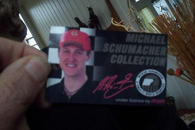 Michael Schumacher Kapuzen Shirt Gr XL Formel 1 Jacke