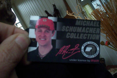 Michael Schumacher Jacke Gr L 52/54 Formel 1 Pullover Shirt