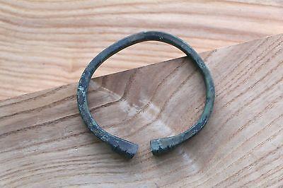 Exclusive Bronze Bracelet of The Antes Age 6-7 AD 12