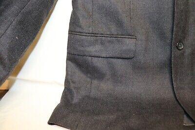 Mens 36R Joseph & Feiss Grey Cashmere Blend Blazer 4