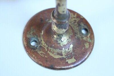 antique bathroom cup tumbler holder shelf supports | jl mott vtg deco victorian 6