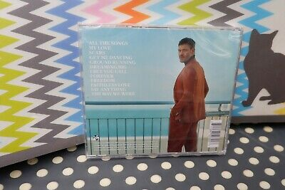 """Will Young New Sealed Fast Freepost 2019 UK#1 album """"Lexicon"""" CD Ground Running 7"""