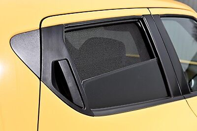 Ford C-Max 5dr 2003-2010 UV CAR SHADE WINDOW SUN BLINDS PRIVACY GLASS TINT BLACK