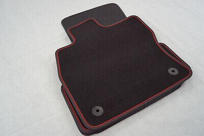 20mm dick NEU $$$ PREMIUM Velour Fußmatten passend für Seat Leon 5F FR Cupra