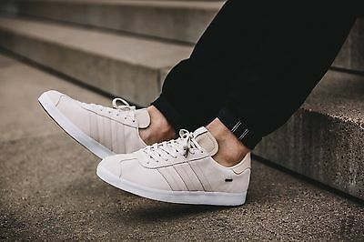 the latest 60c7b 51fba ... NIB Adidas Consortium x Saint Alfred Gazelle GTX Sneakers Ivory Off  White BB0894 2