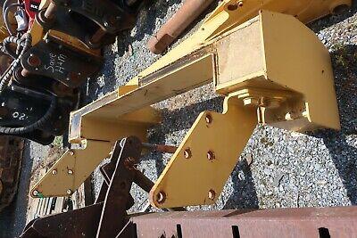 Used Cat 963 crawler dozer rear bumper 2