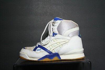 hot sale online 8b75c 69c4c ... ASICS Gel VTG 1980 s Basketball High Sneaker Men 7 OG Multi White Blue  Athletic 5