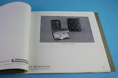 Deutscher Innen Und Aussenhandel Kulturwaren Musterheft Um 1940 Dr: Heinz Gräfe 3