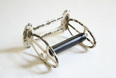 antique toilet paper holder | vtg deco bathroom victorian toilet tissue tp 7