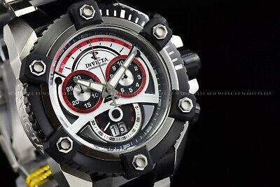 Invicta 63mm Reserve Grand Octane Arsenal Joker Dial Swiss Two Tone Black Watch 2