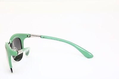 b0ec200cbe7f 2 of 5 Prada SPR680 Women s Dixie Collection Classic Green Cat Eye  Sunglasses 0154