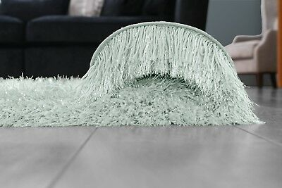 Modern Large Extra Thick 9cm High Pile SHAGGY Floor RUG with SPARKLE SHIMMER 7