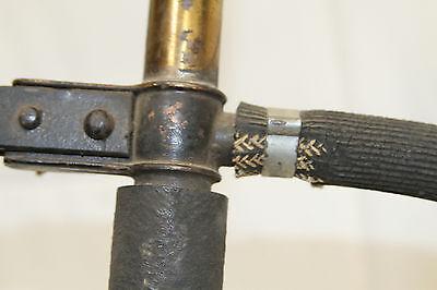 """28.5"""" Vintage Steel Hand Water Pump Steampunk 3"""