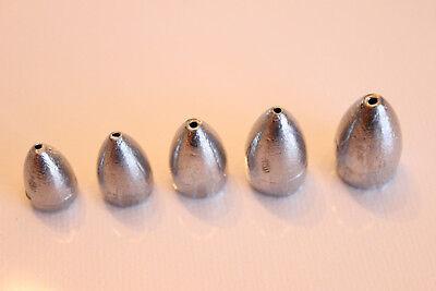 5,31€//100g Birnenblei Sortiment in Drehdose Grundblei Angelblei Set Laufbleie