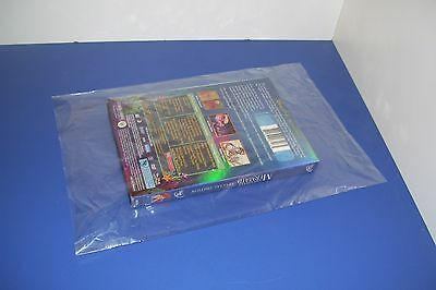 100 CLEAR 26 x 36 POLY BAGS PLASTIC LAY FLAT OPEN TOP PACKING ULINE BEST 1 MIL 3