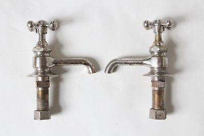 antique faucet bathroom sink   vtg victorian porcelain bathroom plumbing deco 9