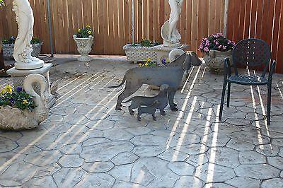 Mobili Giardino In Ferro.Arredamento Giardino Ferro Battuto Artigianale Scultura Animali Cane