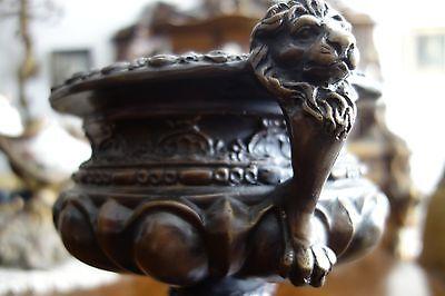 Gothic Bronze Urn 10