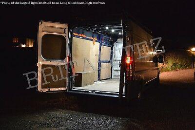 New LED Loading Lighting Kit for MWB Van - Sprinter - Ducato -Transit -Relay