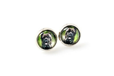 Cane Corso. Pet in your ear. Earrings. Photojewelry. Handmade. UK 2