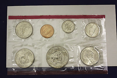 1980 UNCIRCULATED Genuine U.S. MINT SETS ISSUED BY U.S. MINT 6