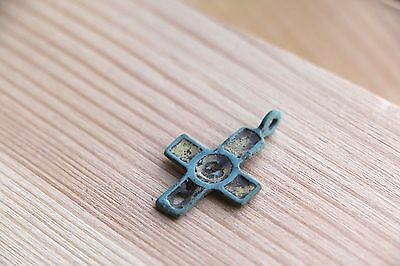 Viking Kievan Rus Pendant Cross with different sides 10-11 AD 6