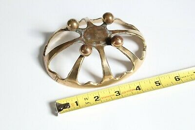 antique brass soap holder dish tray | deco victorian soap dish holder tray 12