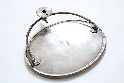 antique bathroom mirror shaving | san o la art brass vtg victorian deco mirror 4