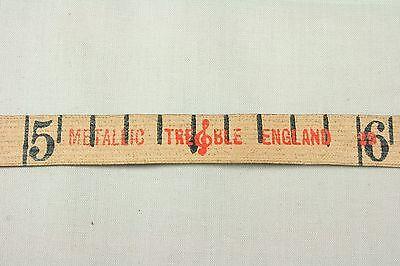 Cinta métrica Treble. England. 20M. 7