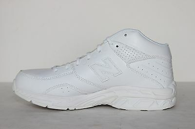 2 of 9 NEW BALANCE BB581WT Wht Mens Basketball Shoes 4E Width - NWD