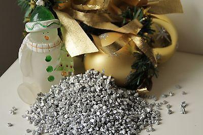Eukalyptus Glocke weiß gewaschen 1kg Weihnachtsdeko Streuteile 5.32 EUR//Kg