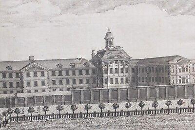 1739 LONDON MAITLAND Print ~ Bethlehem Hospital London