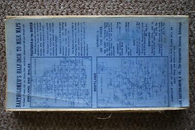 Kent, Bartholomew's Reduced Survey Sheet 31, Tourists And Cyclists. Cloth 5