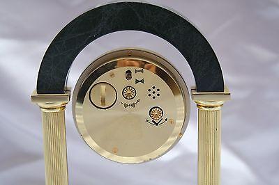 Magnificent French Quartz Jagard Alarm Table Clock 7
