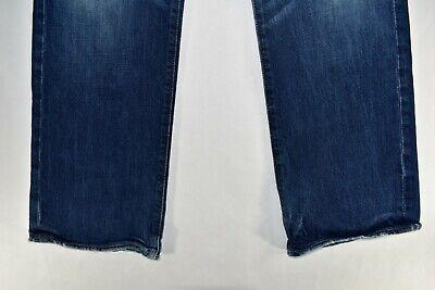 Abercrombie Fitch Kilburn Low Rise Boot Cut Boys Men Jeans Size 16 Meas 30x31 3