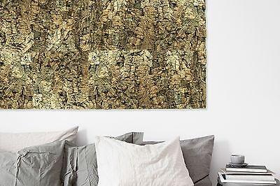 Natural Cork Tile Panel Background Wall 3D ReptileTerrarium Vivarium 60x30 cm 6 • EUR 14,18