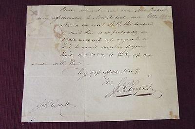 Clergy Autographs/Signatures 2