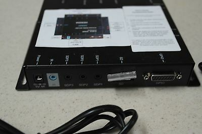 BRIGHTSIGN HD920A DIGITAL Signage Player Retail Display HDMI Solid State  Media