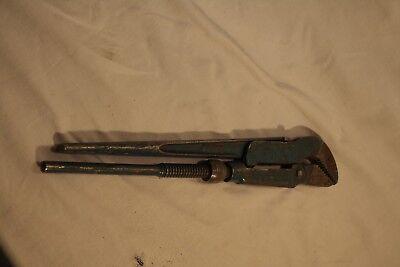 Alter  Franzose, Werkzeug, Schlüssel, gebraucht, 32 cm lang 3