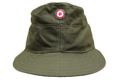 Genuine Austrian Army Issue Olive Drab Field Cap New Unused Surplus 3