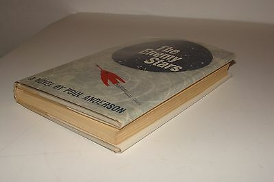 The Enemy Stars by Poul Anderson 1st/1st 1958 Lippincott Hardcover 4