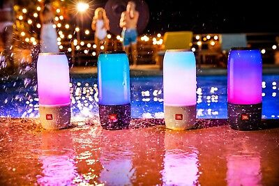 JBL Pulse 3 Waterproof Bluetooth Speaker with 360° Lightshow *Authorized Dealer* 11