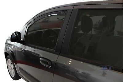 Déflecteurs D/'Air Arrière Panda de Fiat à partir de 2012