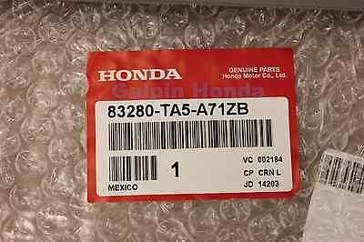 Honda Genuine 83280-TA5-A51ZA Sun Visor Assembly Left