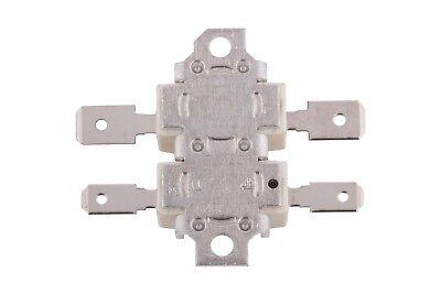 Polti termostato termofusibile doppio 245° + 318° Vaporetto Unico Lecoaspira FAV 2
